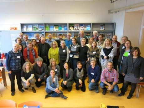 The first meeting of the PARRISE project took place at the Freudenthal Institute for Science and Mathematics Education (FIsme) at Utrecht University, the Netherlands, between January 30 to February 1, 2014. The PARRISE project officer, Ms. Maria Karamitrou, and all 18 consortium partners attended the meeting's activities.