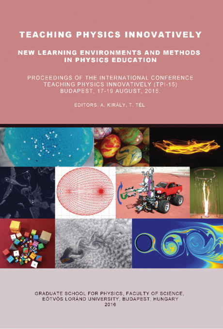"""Proceedings of the international conference """"Teaching Physics Innovatively"""""""