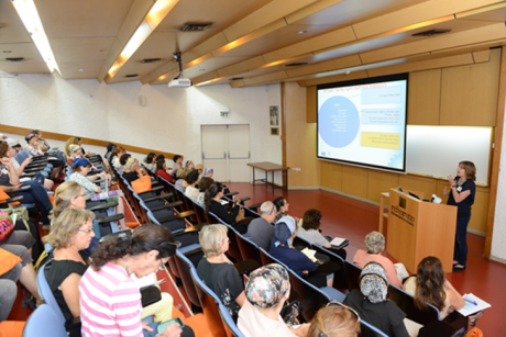 Figure 1. The 22nd National Conference of Biology Teachers in Israel