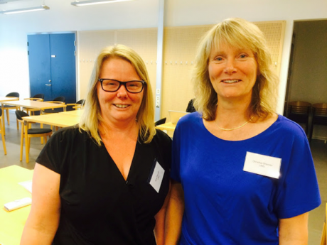 Katarina and Christina Ottander have been invited by the Swedish National Agency for Education to develop learning materials aligned with the PARRISE framework